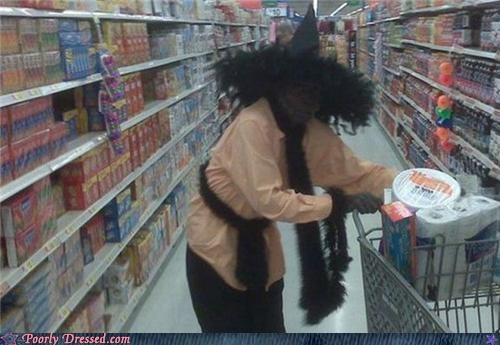 The Wicked Witch of Aisle 5