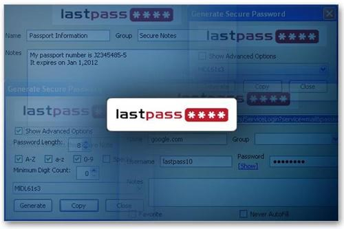 LastPass Hack of the Day