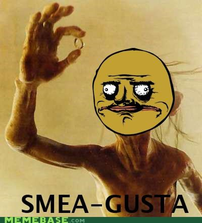 frodo,Lord of the Rings,me gusta,Sméagol