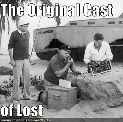 The Original Cast  of Lost