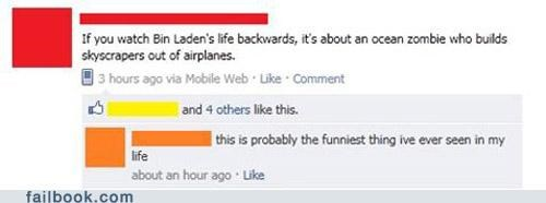 Bin Laden Backwards