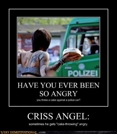 CRISS ANGEL: