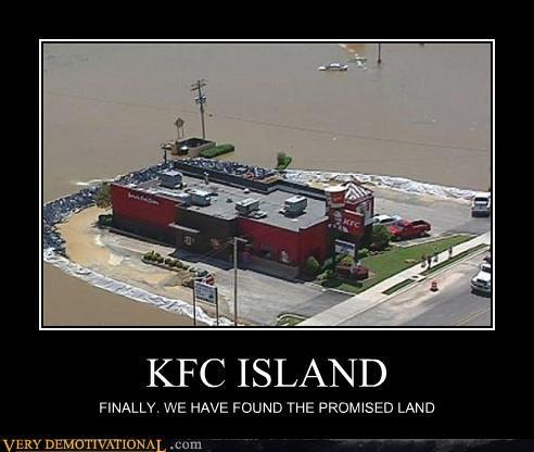 KFC ISLAND