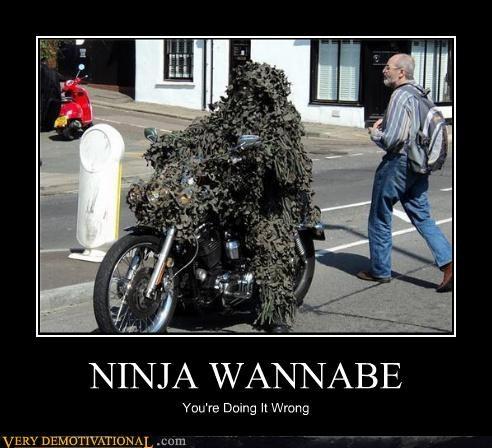 NINJA WANNABE