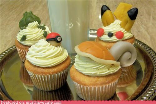 Epicute: Cupcakes, I Choose You!