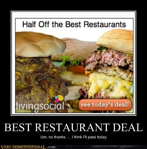 BEST RESTAURANT DEAL