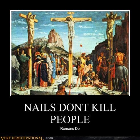NAILS DONT KILL PEOPLE