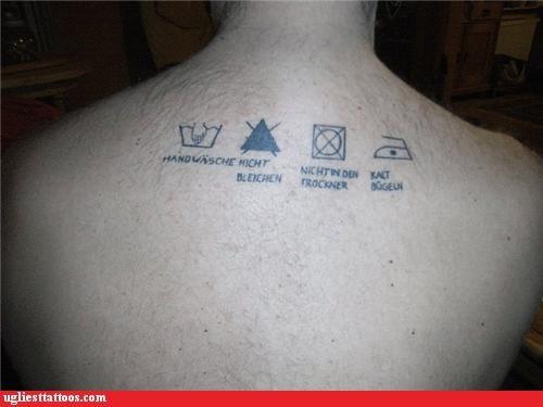 instructions,tattoos,funny