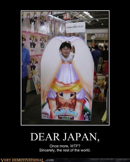 DEAR JAPAN,