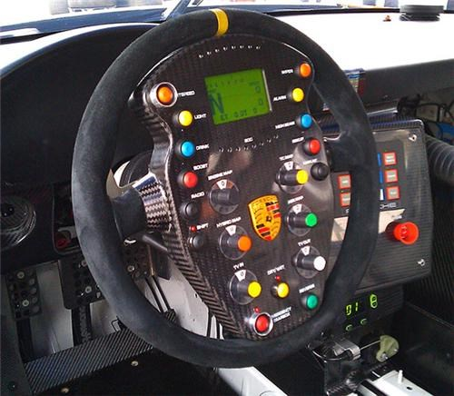 Steering Wheel of the Day