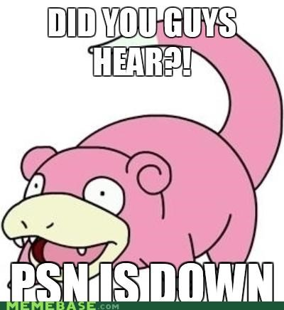 Slowpoke: And PS1 Is Sold Out!