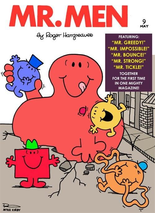 Mr. Men Tribute of the Day