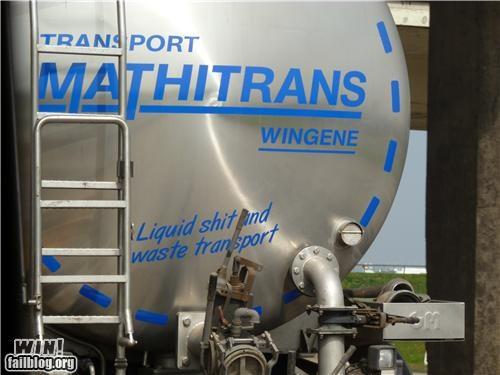 Liquid Transportation WIN