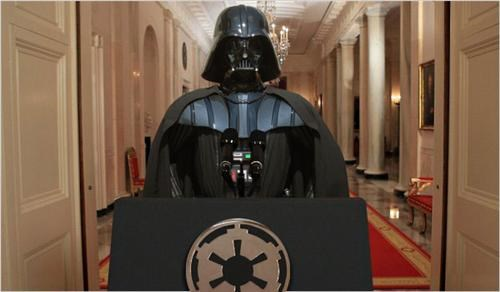 Galactic Empire Announcement of the Day