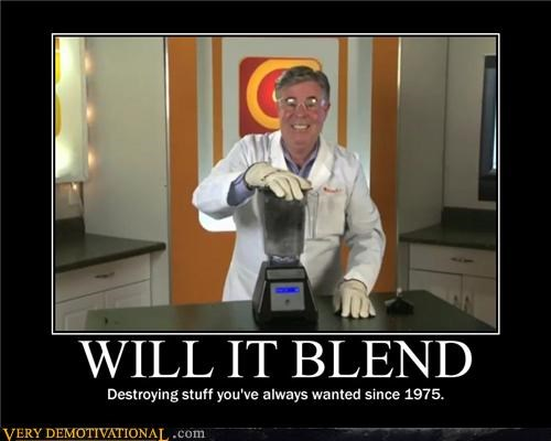 WILL IT BLEND