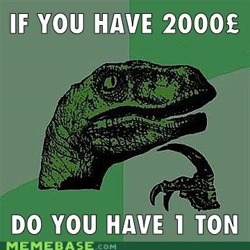Philosoraptor: I Just Have a Quarter Pounder