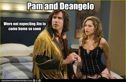 I Always Knew Pam Was A Tramp!