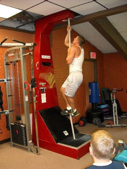 Exercise Machine of the Day