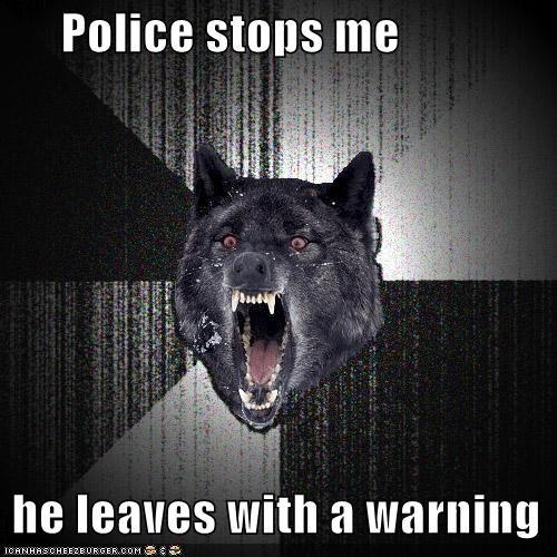 Insanity Wolf: Speed Trap