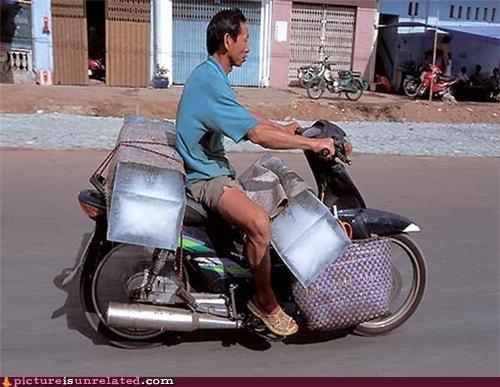 bike,cool,good idea,ice,wtf