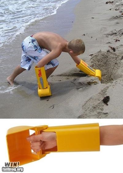 Awesome Beach Toy WIN