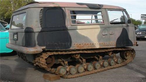 Volkswagen Tank of the Day