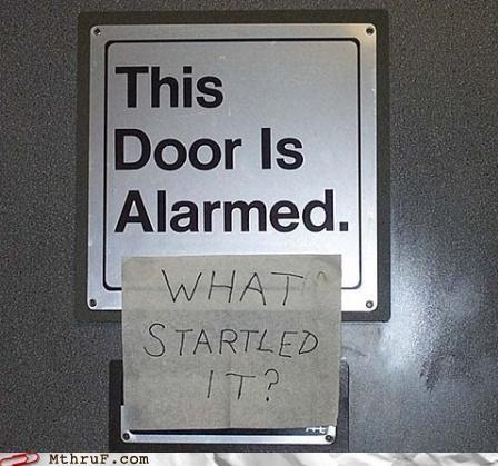 alarmed door,alarms,door