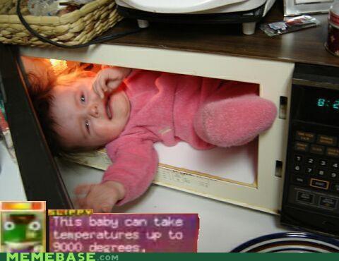 Babies,Memes,microwave,over 9000,slippy,Star Fox
