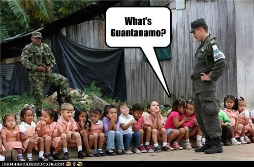 Guantanamo Bay,political pictures