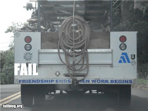Job Motto FAIL