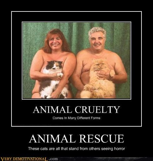 animals,Cats,eww,not clothed,Terrifying