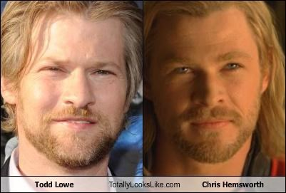 Todd Lowe Totally Looks Like Chris Hemsworth