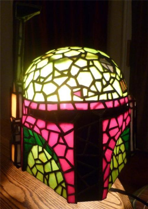 Boba Fett Lamp of the Day