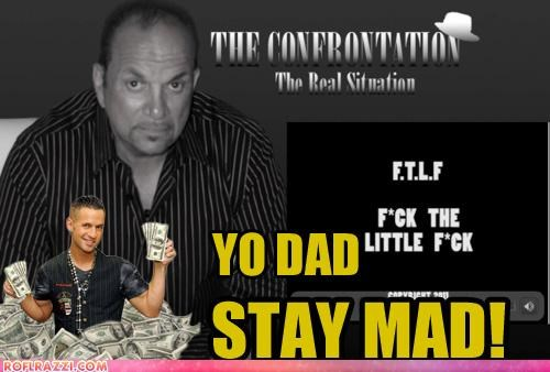 The Situation Sues The Confrontation, Leads To Litigation And Perhaps Incarceration