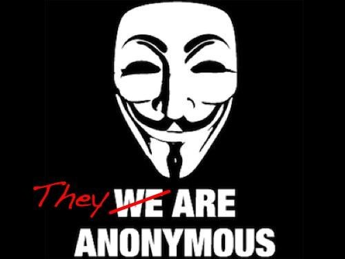 Anonymous Splinter Group of the Day