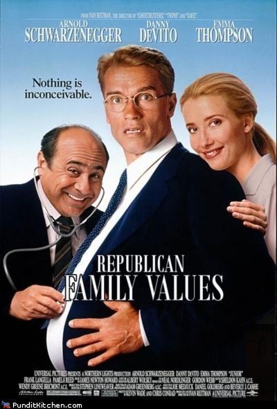 Arnold Schwarzenegger,donald trump,friday picspam,political pictures,Sarah Palin