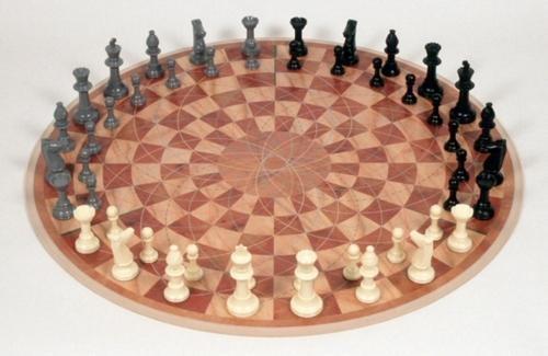 bazinga,big bang theory,Things That Are Real,Three Person Chess