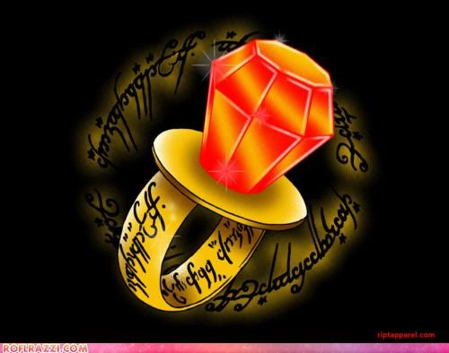 One Ring Pop To Rule Them All