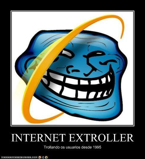 INTERNET EXTROLLER