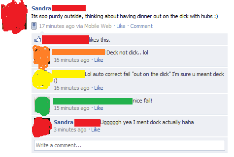 deck,spelling,misspelled,failbook