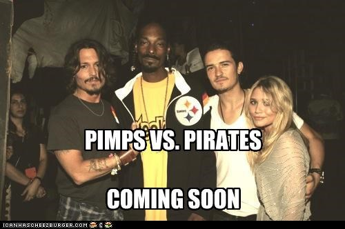 PIMPS VS. PIRATES