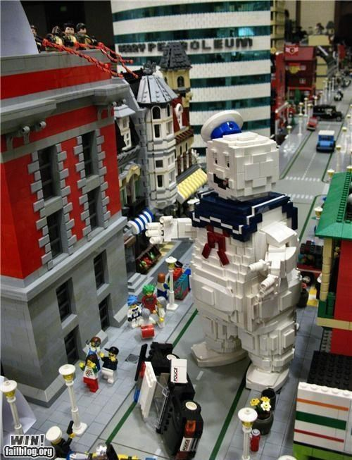 Lego Ghostbusters Set WIN