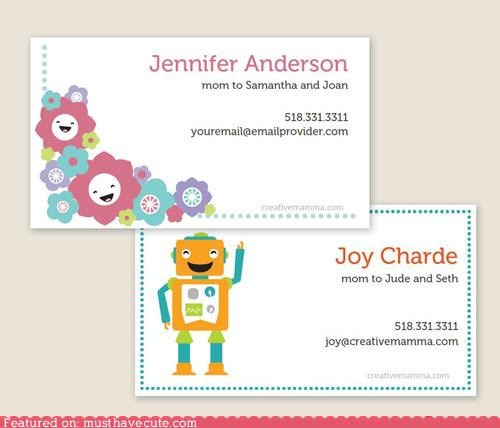Free Printable Play Date Cards!