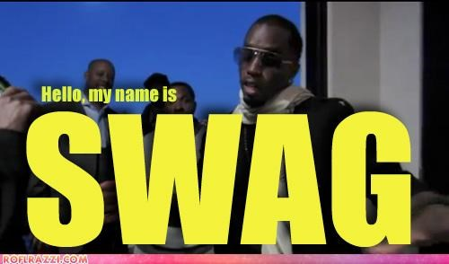 "Puff Daddy Changes Name To ""Swag"""