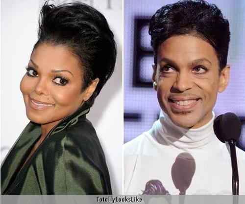 Janet Jackson Totally Looks Like Prince