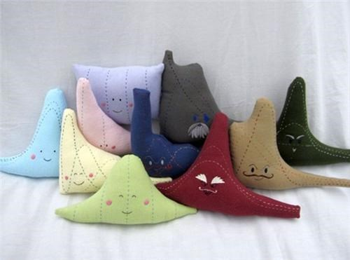 Mathematical Plushies of the Day