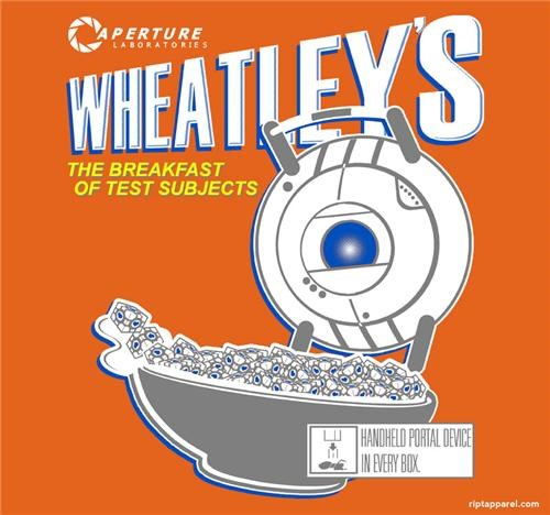 Eat Your Wheatleys of the Day