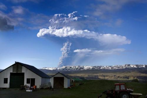 Volcanic Eruption of the Day