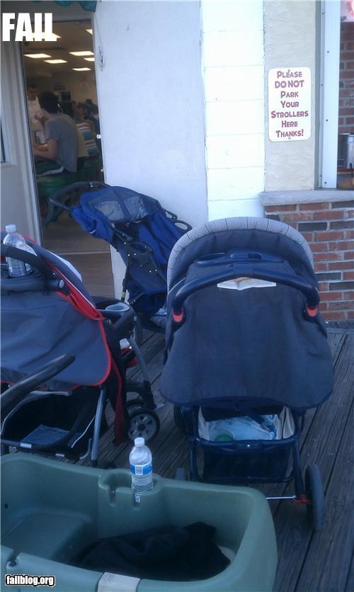 Caring Parent FAILS