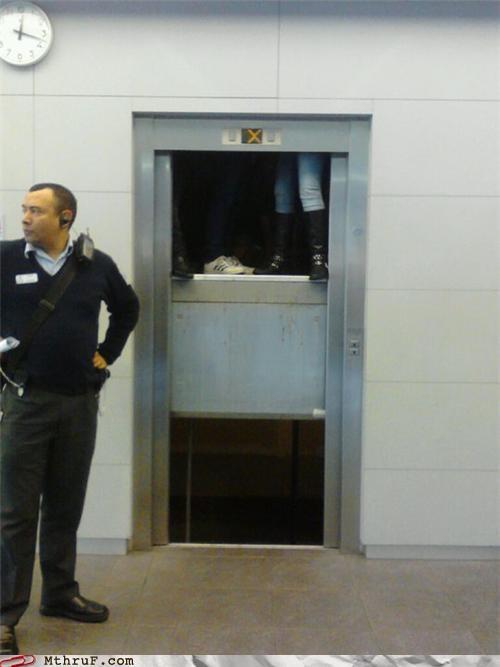 broken,elevator,out of order